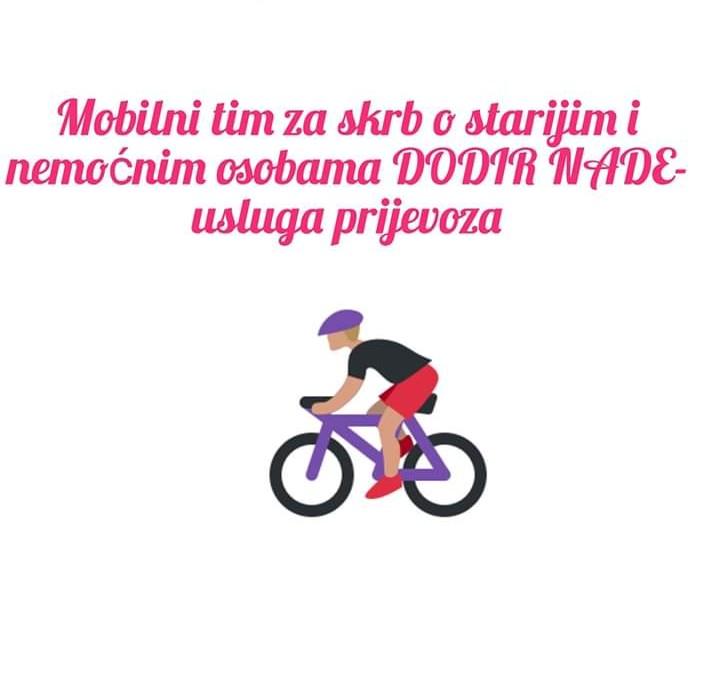 MTDN – usluga prijevoza